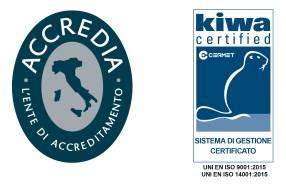 Logo Qualità ISO-9001 ISO-14001